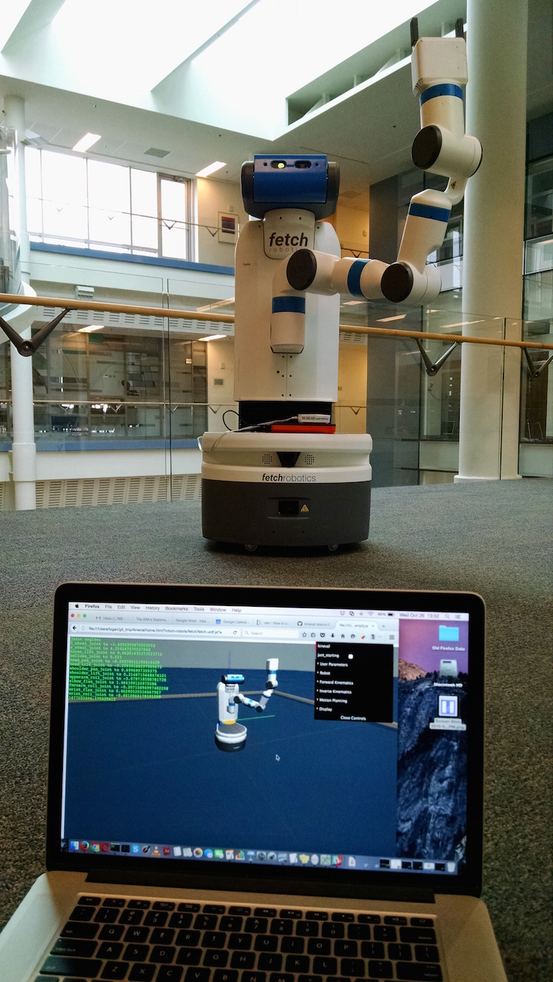 UM EECS 398/567 - Autonomous Robotics